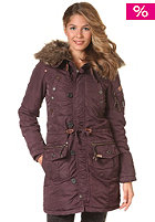 KHUJO Womens Claire Jacket lilac