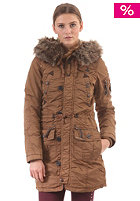 KHUJO Womens Claire Jacket toffee