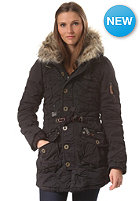 KHUJO Womens Clammy Coat navy