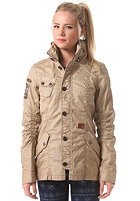 KHUJO Womens Cosma Jacket light sand