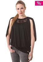 KHUJO Womens Creek S/S T-Shirt black