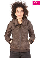 KHUJO Womens Deist Jacket charcoal