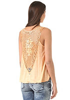 KHUJO Womens Delilah washed apricot