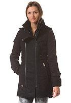 KHUJO Womens Dredog With inner Jacket Coat navy