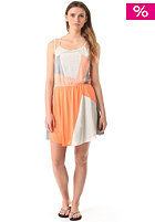 KHUJO Womens Elde Dress light orange/offwhite