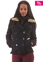 KHUJO Womens Elves Jacket navy