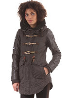 KHUJO Womens Havanna Jacket charcoal