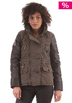 KHUJO Womens India Jacket olive