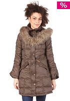 KHUJO Womens Koos Coat Jacket mud