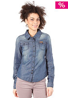 KHUJO Womens Lacie Shirt jeans blue