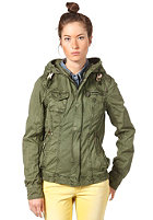KHUJO Womens Lisa Jacket green