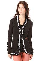 KHUJO Womens Lupine Cardigan black