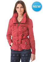 KHUJO Womens Mandra Jacket crimson red
