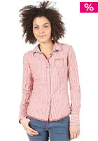 KHUJO Womens Maxy L/S Shirt ruby