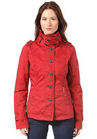 KHUJO Womens Nancy Jacket red