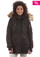 KHUJO Womens Nora Jacket black