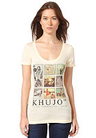 KHUJO Womens Parrot A S/S T-Shirt light citrus