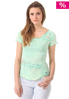 KHUJO Womens Puli S/S T-Shirt apple