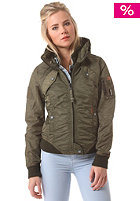 KHUJO Womens Quest Jacket olive