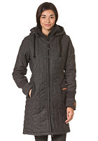 KHUJO Womens Retro Jerry Jacket grey/black
