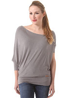 KHUJO Womens Segur S/S T-Shirt grey