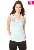KHUJO Womens Sile Top light aqua