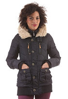 KHUJO Womens Strig Jacket navy