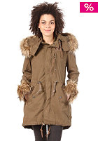 KHUJO Womens Wolve Jacket olive