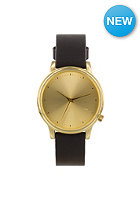 KOMONO Womens Estelle Classic Watch black