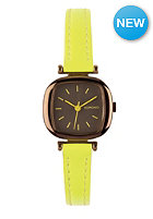 KOMONO Womens Moneypenny dayglow yellow