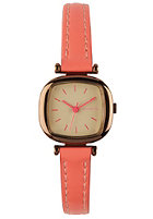 KOMONO Womens The Moneypenny dayglow coral