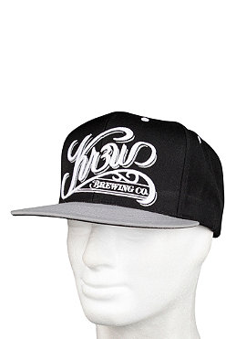 KR3W Brew Snap Cap black