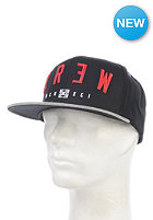 KR3W Encore Snapback Cap black / grey