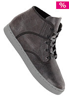 KR3W Grant Dirty Denim Leather charcoal