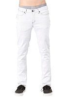KR3W K Skinny 5 Pocket Pant white