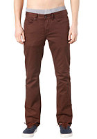 KR3W K Slim 5 Pocket Pant brown