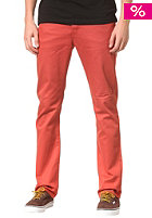 KR3W K Slim 5 Pocket Pant burnt orange