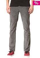 KR3W K Slim 5 Pocket Pant charcoal grey