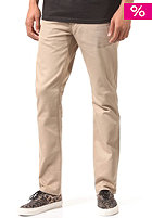 KR3W K Slim 5 Pocket Pant dark khaki