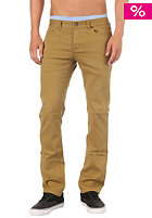 KR3W K Slim Bull Denim Pant dark gold