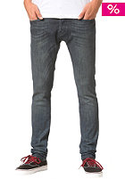 KR3W K Slim Taper Denim Pant worn blue