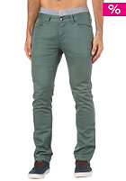 KR3W K Slim Twill Pant gangreen