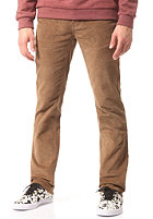 KR3W Slim 5 Pocket Pant coffee