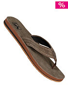 KUSTOM Magnum Classic Sandal rich chocolate