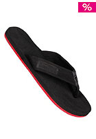 KUSTOM Skuffle Heat Fit Sandal furnace black