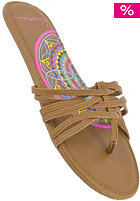 KUSTOM Womens Amaya Sandals tan