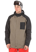 L1 Savant Jacket black/light olive