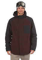 L1 Savant Jacket black/opium