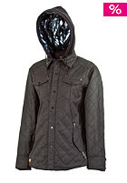 L1 Womens Dresden 2013 Light Snow Jacket black broken twill