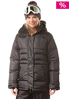 L1 Womens Mila 2012 Snow Jacket black lt wt poly